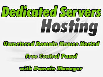 Low-cost dedicated hosting servers service